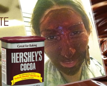 chocolate facial review and recipe