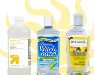 skin care benefits of witch hazel