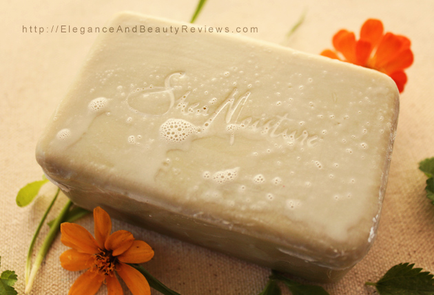 Lathers nicely. You can develop a thick creamy lather with this soap very quickly.