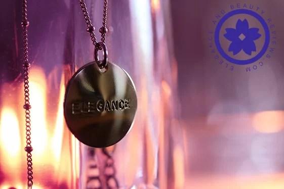 Gold Name Necklace Jenny Present