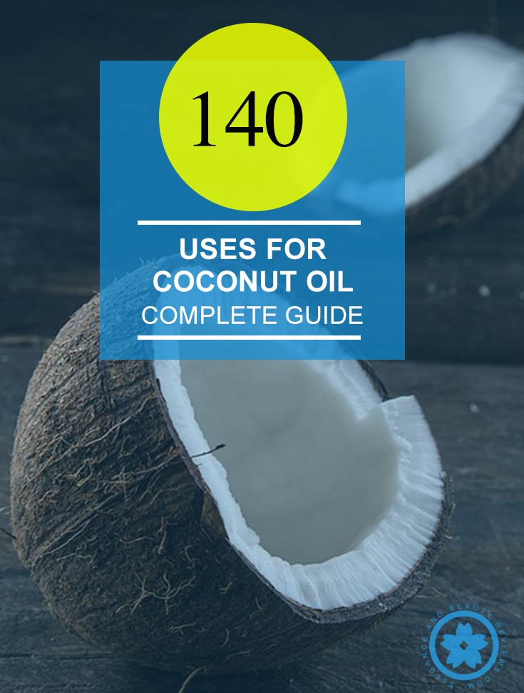 140 uses for coconut oil