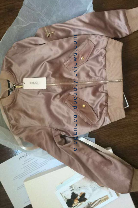 house of cb review dena jacket