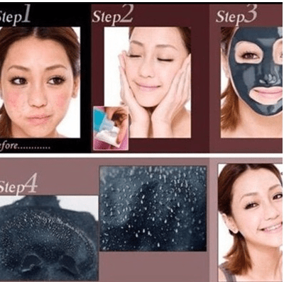 black charcoal mask review