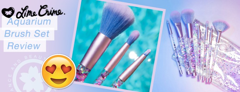 lime crime brush review