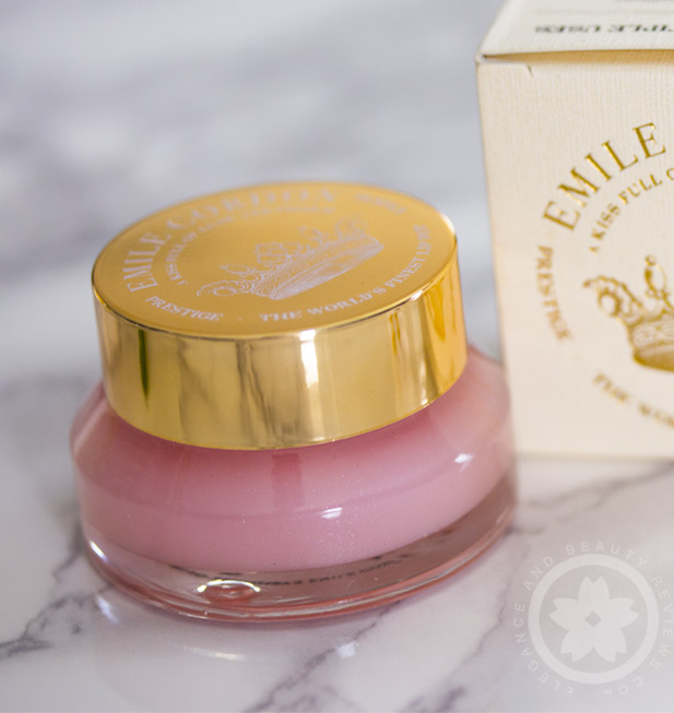 emile cordon lip review Lisa