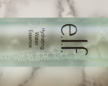 elf hydrating water essence review