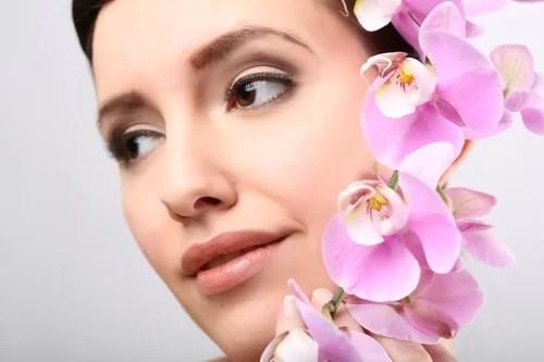 massage has skin benefits face lift