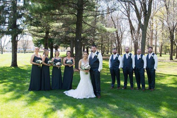 Busch/Sundall Wedding, May 2019
