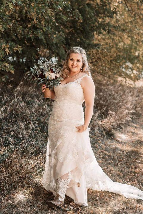 Palmer/Kenefick Wedding, October 2020