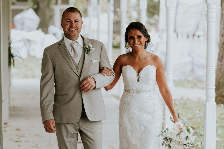 Stahly/Jostand Wedding, September 2020