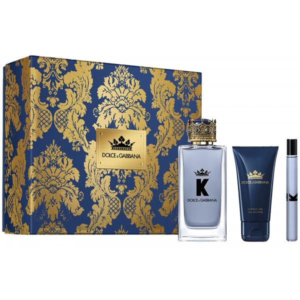 Dolce & Gabbana - K by Dolce & Gabbana - Coffret Parfum - Homme-elegance-parfum