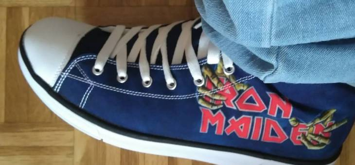 All Start de Iron Maiden