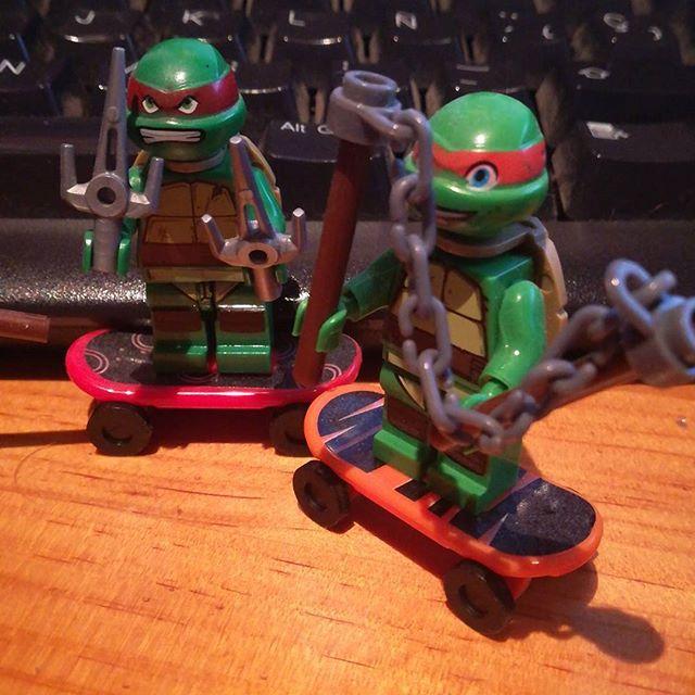 Tortugas de Lego