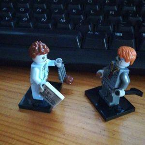 Zombi de Lego