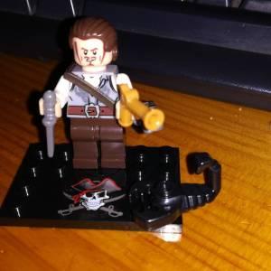 Will Turner Piratas