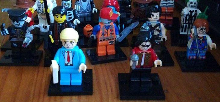 Los LEGOS Mas terroríficos