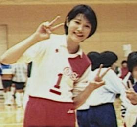 小学6年生の時に身長174㎝あった狩野舞子