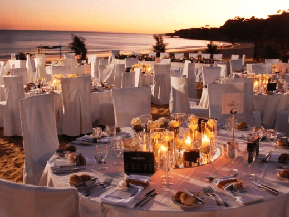 12 Tips To Plan Your Perfect Beach Wedding | Elegante Catering