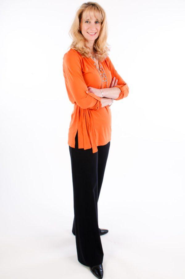 Woman Entrepreneur Melissa Levin