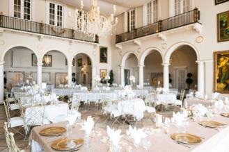 Inside Grand Island Mansion