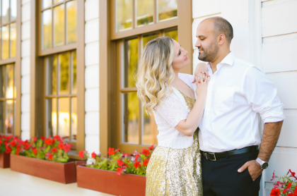 engagement session downtown sacramento