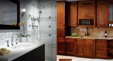 elegant kitchen & bath-KD