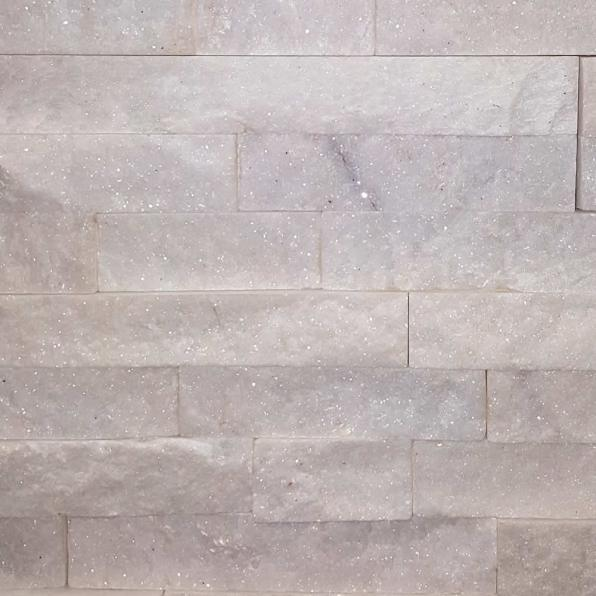 Arctic white - Stacked Stone Sample