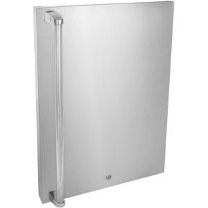 Blaze Stainless Steel front door sleeve upgrade 4.5