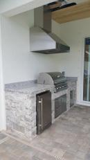Elegant Outdoor Kitchens of Fort Myers, Florida - Professional Barbecue Island Design
