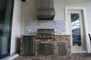 BBQ Island Design & Manufacturing Services of Fort Myers, Florida - Elegant Outdoor Kitchens