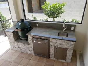Custom Outdoor Kitchen By Elegant Outdoor Kitchens of Southwest Florida