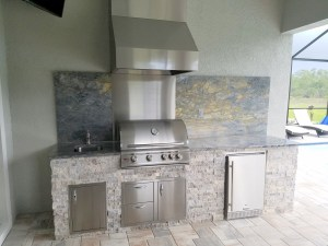 Outdoor Kitchen Builder of Fort Myers, Florida
