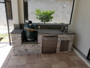 Outdoor Kitchen Design of Southwest Florida