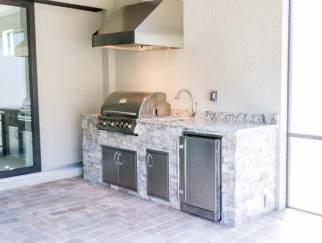 Elegant Outdoor Kitchens of Fort Myers, Florida