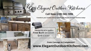 Elegant Outdoor Kitchens - Outdoor Living Solutions for the Southwest Florida Region