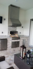 Branco Dallas Outdoor Kitchen second view by Elegant Outdoor Kitchens