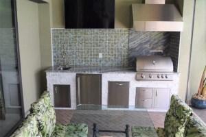 outdoor kitchen tradewind hood