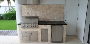 Custom Outdoor Kitchen Design - Lee County, Florida - Elegant Outdoor Kitchens SWFL