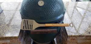The Seasoned Green Egg - Kamado Style Grill & Smoker