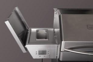 Memphis Grills Freestanding Cart