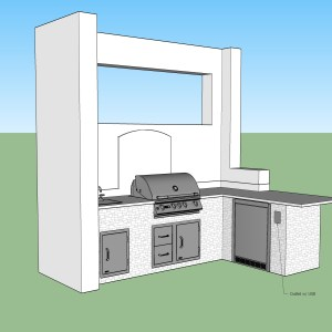 Planning your Custom Outdoor Kitchen with Elegant Outdoor Kitchens
