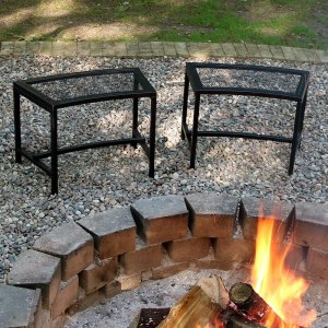 Best outdoor backless bench under $100