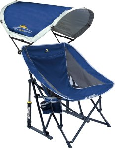 Best outdoor folding chairs with canopy