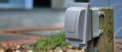 How to keep outdoor plugs dry with weatherproof covers