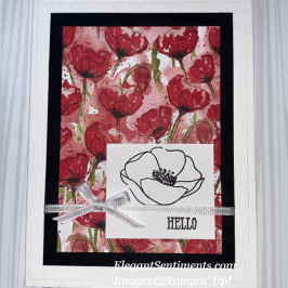Hello Greeting Cards featuring Stampin' Up! products