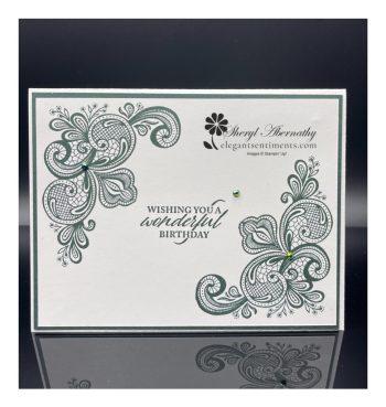 Simple Stamping Elegantly Said