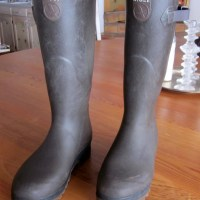Aigle ISO Wellington Boots, Made in France
