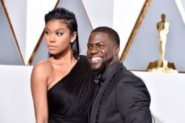 Kevin Hart and his Ex-Wife Torrei Hart