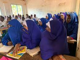 For Dadaab's children, access to education is still limited   CGTN Africa