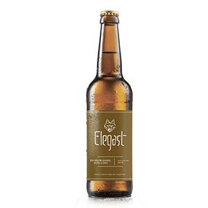 Elegast Bourbon barrel aged Cider
